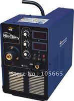 IGBT Inverter MIG Welding machine MIG250 CO2 welder, Free shipping, wholesale/retail