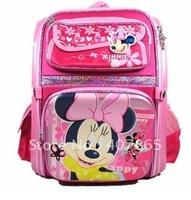 hot sales !!  Schoolbag Children's schoolbag school bags backpack  # 0669