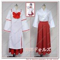 Kamisama Dolls Utao kuga Cosplay Costume Any Size