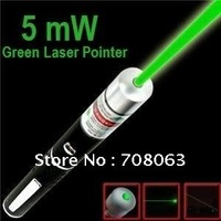 Free Shipping 5mW 532nm Green Beam Laser Pointer Pen green laser pointer star pointer pen