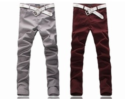 men's casual pants pants trend Slim trousers men trousers casual pants men