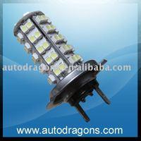 Free shipping!H7 fog lamp,68 leds car fog light,promotion,super brightness H7SMD-68