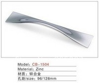 Best selling Zinc Alloy Kitchen Cabinet Furniture Handle CB1504