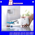 2013 new festival gifts daily tool Hand-hold portable Electric Sewing Machine 3pcs a lot#c08010