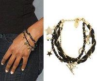 Ювелирное изделие High fashion punk Neon revit stud bracelet