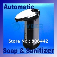 WQ-002 Automatic Sensor Infrared Handfree Touchless Cream Sanitizer & Soap Dispenser 2224