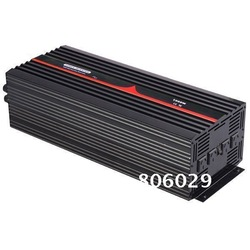 Wholesale 6000 Watt Power Inverter 48V to 220V+Off Grid DC to AC True Sine Wave Inverters+Full power+Free Shipping(China (Mainland))