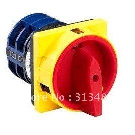 Rotary switch ,LW26GS-125/04-3 Pad-lock Switch(China (Mainland))