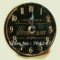 Art clock/Water transfer/Free shipping/Timely delivery/Factory price/Quality assurance/Various desgins/Accept your designs