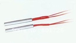 20pcs/lot,20*120mm,220V/500W,Single-end electric cartridge heater,Heating element(China (Mainland))