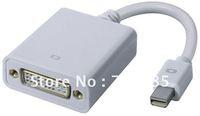 White MINI Displayport to DVI  **factory direct sale**