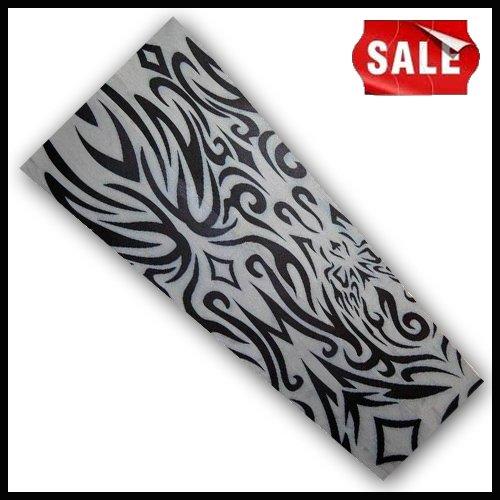 Frete grátis 200pcs / lote mangas tatuagem temporária com presentes da promoção moda projetos tribais Novidade braço mangas(China (Mainland))