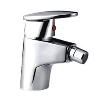 Single Handle Chrome Centerset Bidet Faucet