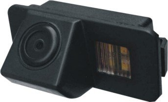 CCD Car Rear View Parking Reversing Camera 170 Degree  For Ford Mondeo 09Focus (hatchback) Fiesta Smax