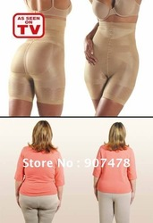 Free Shipping 100pcs/lot California Beauty Slim N Lift Body Shaping Garment As Seen On TV Extreme Body Shaper(China (Mainland))