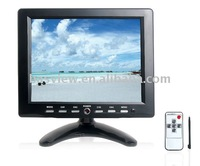 8'' TFT lcd monitor, touch screen monitor