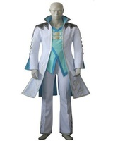Wholesale Free Shipping Hot Selling Cheapest New Halloween Cosplay Costume CE2101 Tales of Graces Asbel Lhant