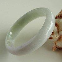 Free Shipping Jade Moist and delicate white bracelet 24