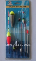 5pcs/lot wholesale three-dimensional 18cm float a set of plastic fishing float