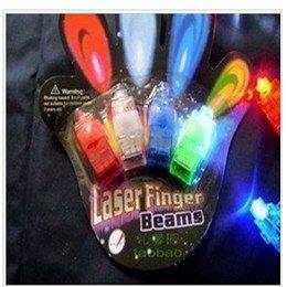 Free shipping,Wholesale-Phantom fingers lasers ,finger light, laser finger,LED finger light (4PCS/set)