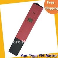 Digital Pen Type PH Meter Tester Portable ph Meter ph-009(I)  free shipping moq is 2 hot
