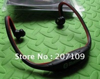 Sports Neckband headset Bluetooth stereo headset Bluetooth headset sports fashion