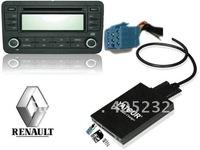 Car MP3 Player digital music cd changer interface with USB/SD/AUX for Clio/Kangoo/Megane/Scenic/Laguna/Espace /Traffic/Twingo