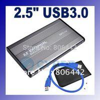"""2.5"""" USB 3.0 HDD Case Hard Drive SATA External Enclosure Box  dropshipping"""