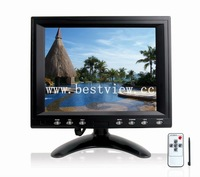 8 inch Industrial Touch Screen LCD Monitor