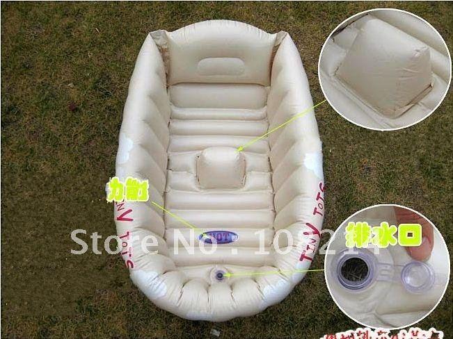 special design for kids bathing inflatable bath tub kids cartoon bath bowl in. Black Bedroom Furniture Sets. Home Design Ideas