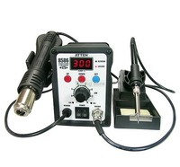 117A ATTEN AT8586 2in1 Hot Air SMD Rewoke Soldering Stations
