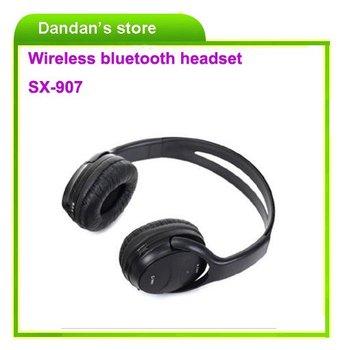 SX-907 Wireless bluetooth headset SX907 free shipping