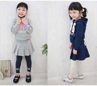 5set/lot baby boys summer sets, cotton t-shirt+check short pants+hat 3pcs sets high quality clothes cool clothing sets