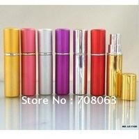 EMS Free Shipping 35pcs/lot 5ml mist sprayer,perfume sprayer ,Cosmetics Series Spray Bottle,perfume atomizer ,perfume packaging