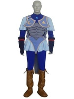 Wholesale Free Shipping Hot Selling Cheapest New Halloween Cosplay Costume CE2503 The Legend of Zelda Oni Link