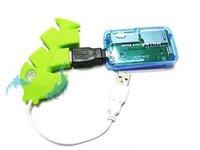 YIPAD  Fish-type out-interface USB 4 100% brand new mini cute