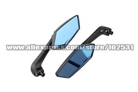 New Arrive OVAL Mirrors for Hond Yamah Suzuki Kawasaki TA062