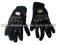 Hot Sale Black Pro-Biker Motorcycle Motocross Racing Gloves TA059