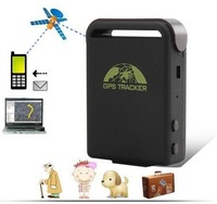 Wholesale REAL TIME GPS/GPRS/GSM TRACKER,TK102b, PERSONAL TRACKER, SMALLEST GPS TRACKER &Free Shipping