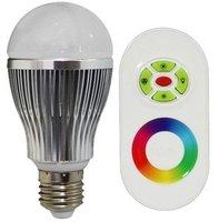 RF RGB LED Bulb