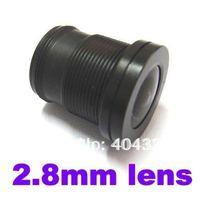 10pcs 2.8mm Wide Angle Lens Fixed CCTV Camera IR Board 115 Degrees