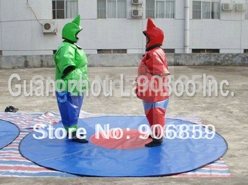 FREE Shipping HOT SALE Fantastic Sumo Wrestler suits /Adult Size/2 pcs/ALL Included/Quality for Rental Business