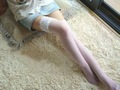 Wholesale - 10pairsSHEER PLAIN TOP Thigh High Stockings NUDE or white colore all