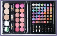 make up trends !!!6Pcs Makeup Sets 66 colors ,49 Colors Eye Shadow,12 Colors Blush,3 Colors Powder,2 Color Pigment