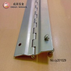 201/304 stainless steel piano hinges&long hinge(China (Mainland))