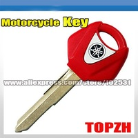 Motorcycle Red Key Blank For YZF Motorbike Brand YZF TA039