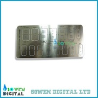 For Nokia 5800 E71 E66 N81 BGA Reballing Stencil Compatible ,wholesale or retail,Free shipping