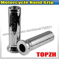 Motorcycle Hand Grip For Suzuki GSXR All Models Chromed TA398