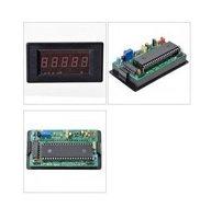 Digital Red LED Voltage 4 1/2 Panel Meter DC 100V  19143
