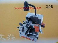 Model 208 WengXing key cutting machine with external cutter